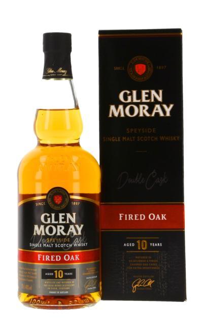 Glen Moray Fired Oak