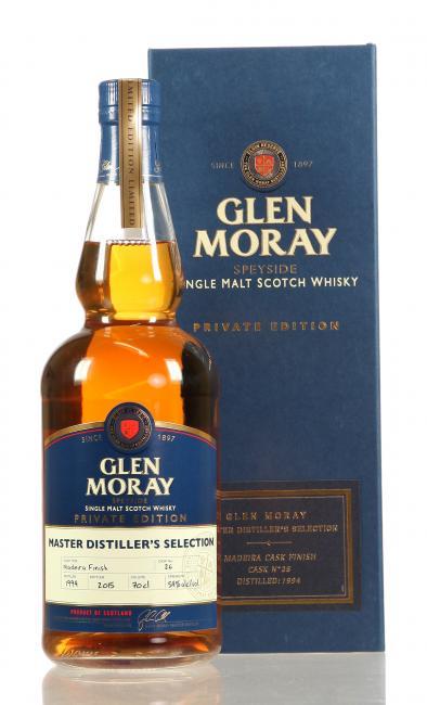 Glen Moray Private Edition Madeira