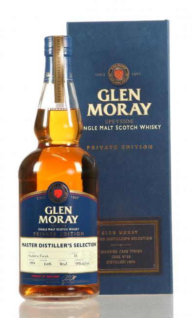 Glen Moray Private Edition Madeira