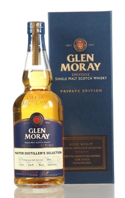 Glen Moray Private Edition Bourbon
