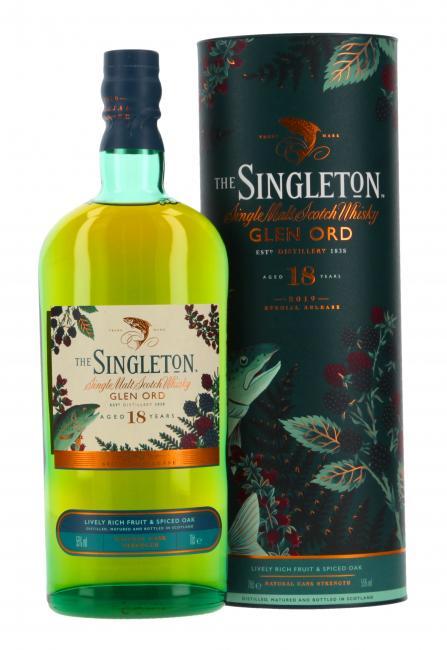 The Singleton of Glen Ord