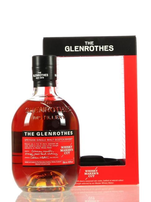 Glenrothes Maker's Cut