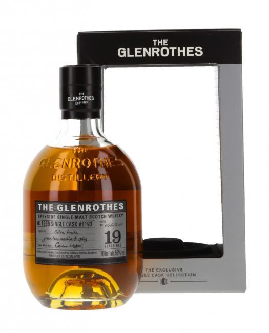 Glenrothes Single Cask