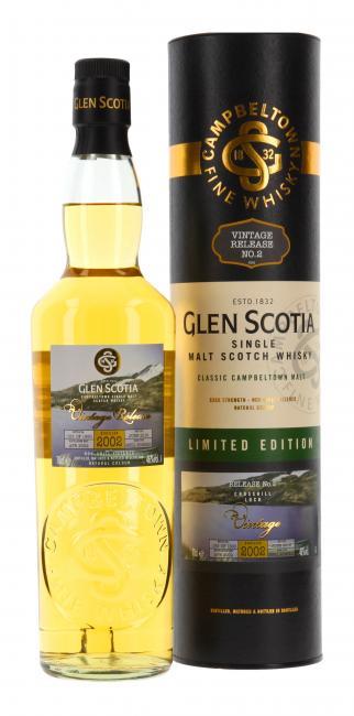 Glen Scotia Vintage Release No. 2