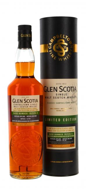 Glen Scotia Vintage Heavily Peated