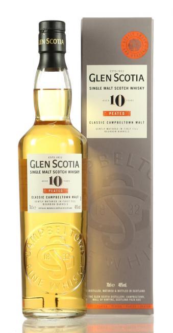 Glen Scotia Peated