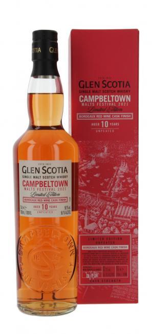 Glen Scotia Campbeltown Malts Festival