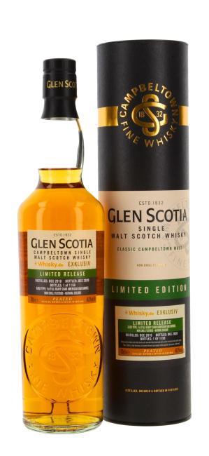 Glen Scotia Peated 'Whisky.de exklusiv'