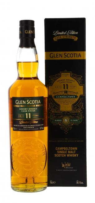 Glen Scotia Sherry Double Cask Finish