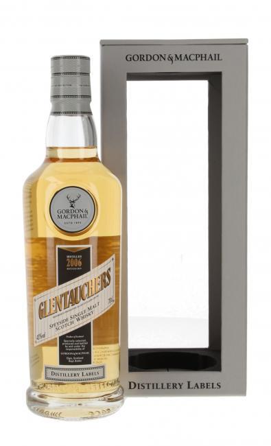 Glentauchers Distillery Labels