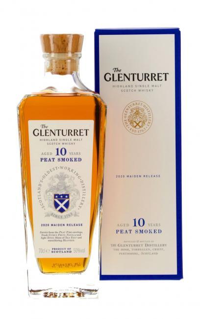 Glenturret Peat Smoked