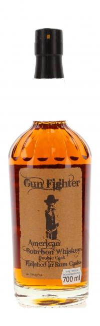 Gun Fighter Bourbon Rum Finish