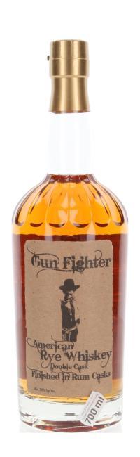 Gun Fighter Rye Rum Finish