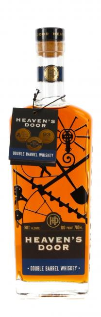Heaven's Door Double Barrel