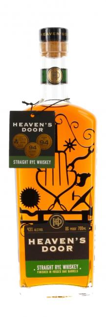 Heaven's Door Straight Rye
