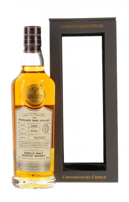 Highland Park Conn. Cask Strength