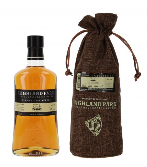 Highland Park Single Cask