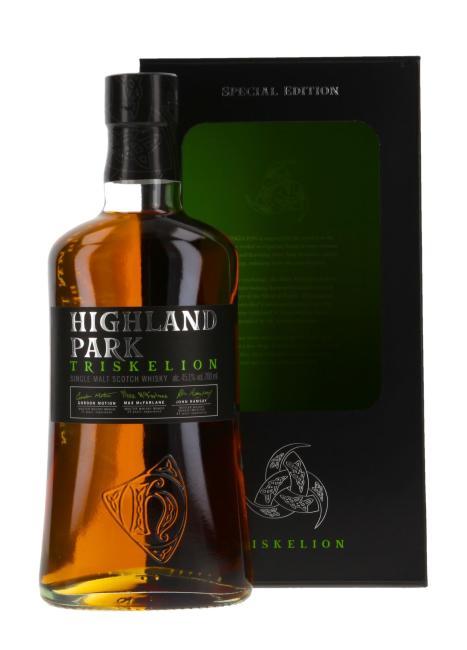 Highland Park Triskelion