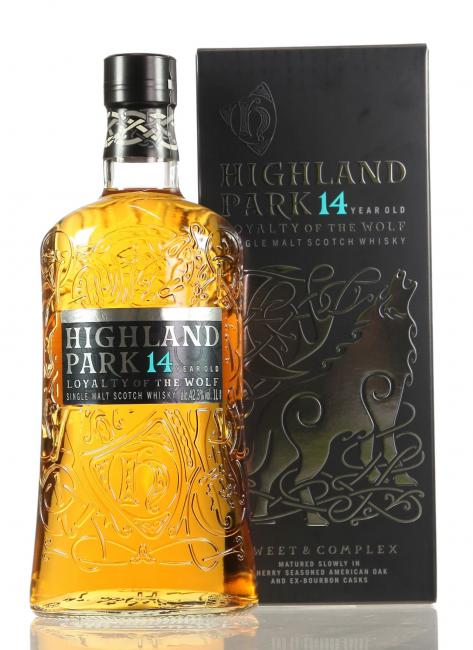 Highland Park Loyalty of the Wolf