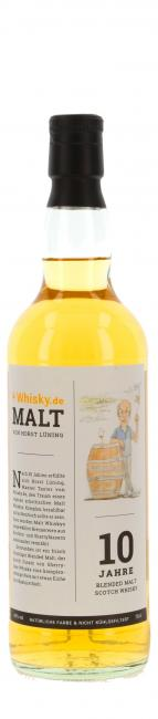 Whisky.de Malt von Horst Lüning
