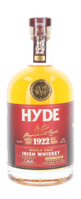 Hyde No. 4 Rum Finish