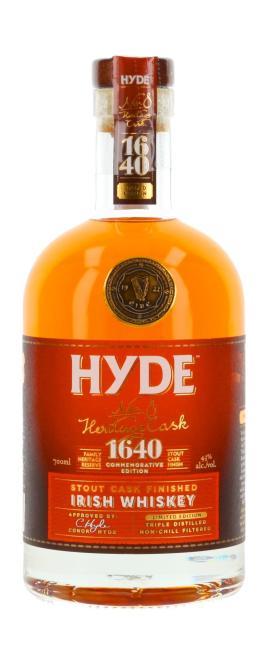 Hyde No. 8 Stout Finish