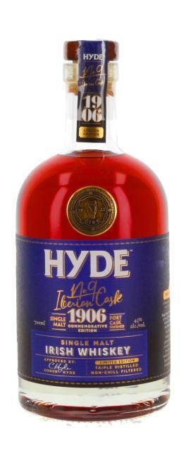 Hyde No. 9 Port Finish