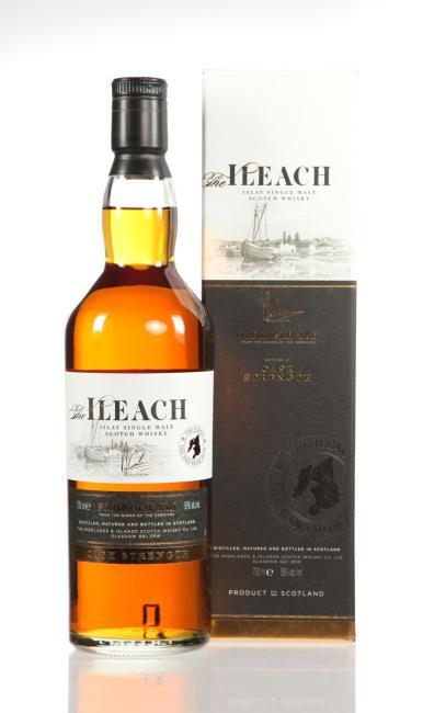 Ileach Cask Strength