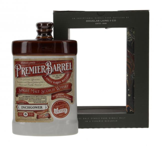 Inchgower Premier Barrel
