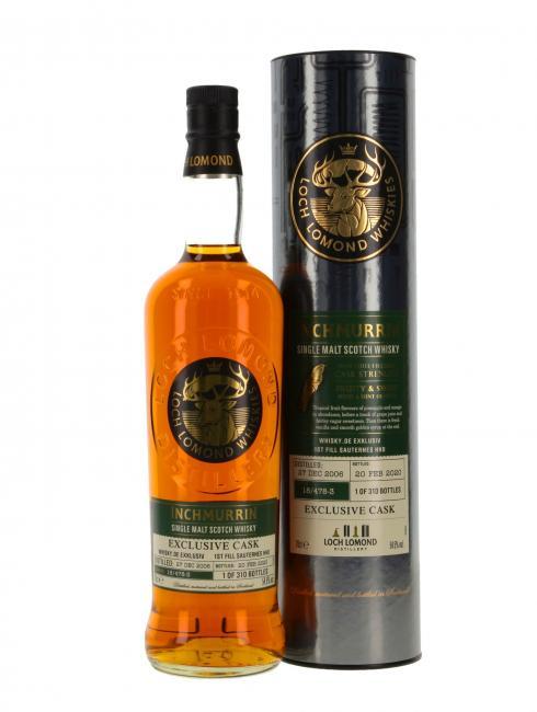Inchmurrin Sauternes 'Whisky.de exklusiv'