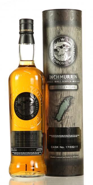 Inchmurrin Sauternes Wood Finish 'Whisky.de exklusiv'