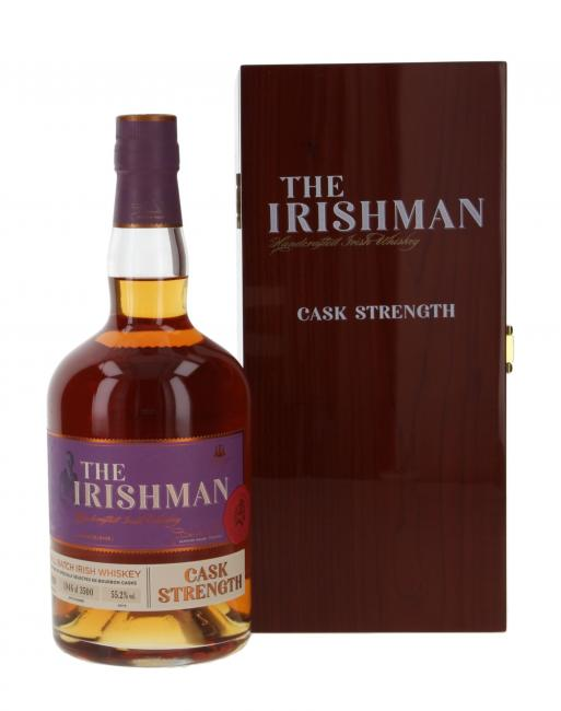 The Irishman Cask Strength