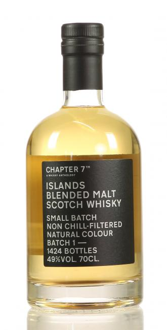 Islands Blended Malt Chapter 7
