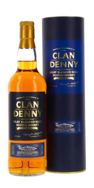 Islay Blended Malt Clan Denny