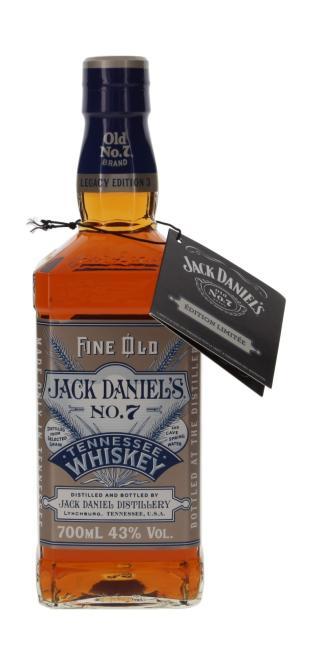 Jack Daniel's Old No. 7 - Legacy Edition No. 3