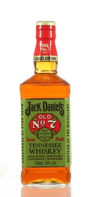 Jack Daniel's Old No. 7 - Legacy Edition No. 1