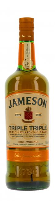 Jameson Triple Triple