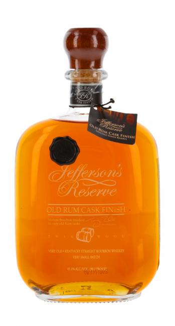 Jefferson's Reserve Old Rum Cask