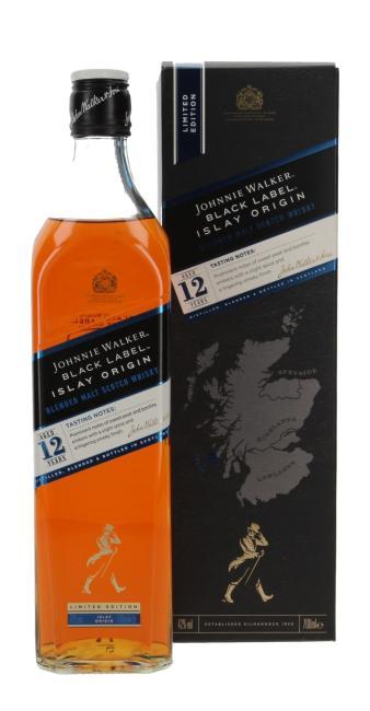 Johnnie Walker Black Label Islay Origin
