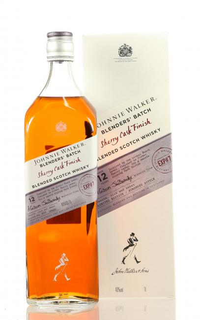 Johnnie Walker Blenders' Batch Sherry Cask