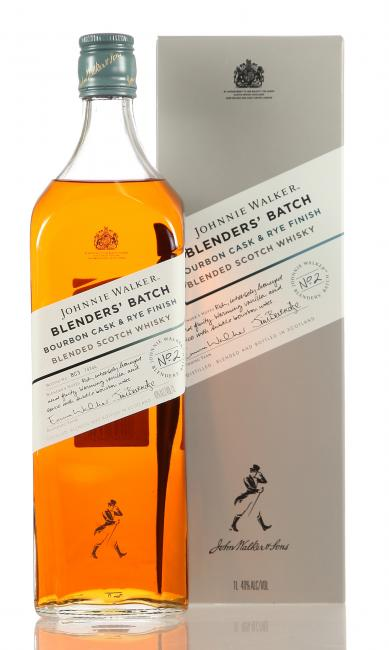 Johnnie Walker Blenders' Batch Bourbon & Rye