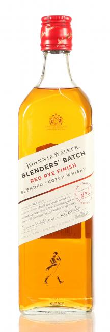 Johnnie Walker Blenders' Batch Red Rye