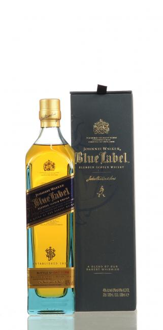 Johnnie Walker Blue Label 0,2 Liter