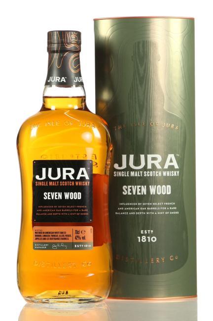 Jura Seven Wood