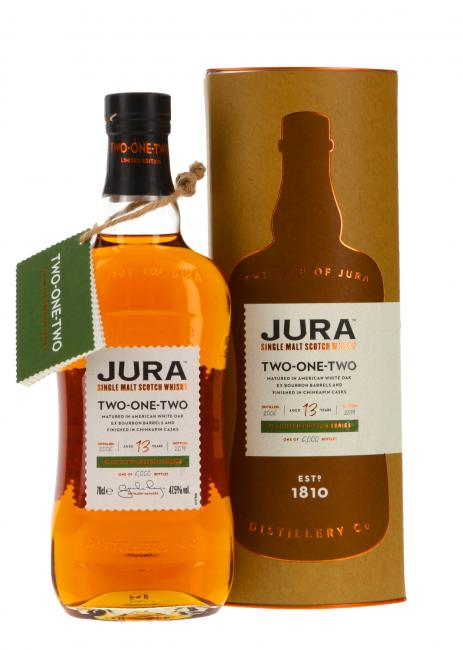 Jura Two-One-Two