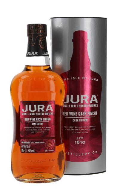 Jura Red Wine Cask Finish
