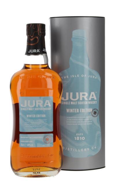 Jura Sherry Cask Finish Winter Edition