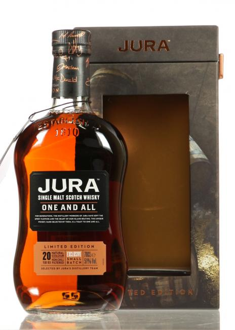 Jura One and All