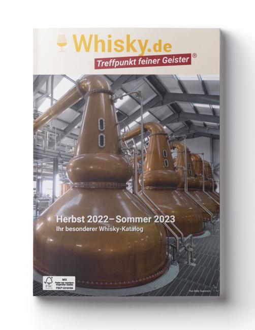 Whisky.de Katalog - für Sie gratis!