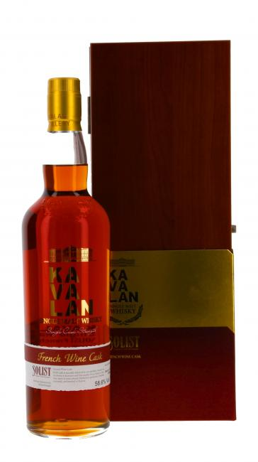 Kavalan Solist French Wine Cask